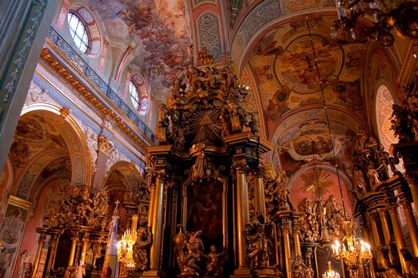 Бернардинский монастырь Львов