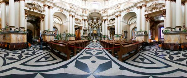Доминиканский собор Львов