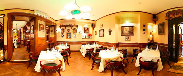 Ресторан Амадей во Львове