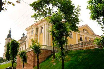 Дворец Баворовских