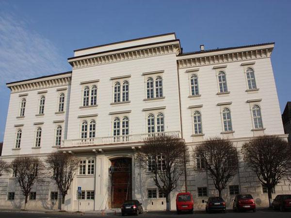 Дворец латинских архиепископов