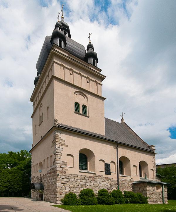 церковь святой параскевы пятницы львов