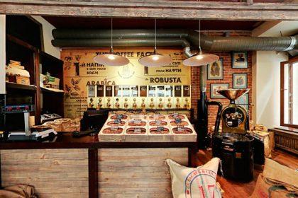 Кофейня «Львовская Мануфактура кофе»