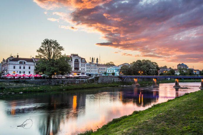 Экскурсия в Ужгород