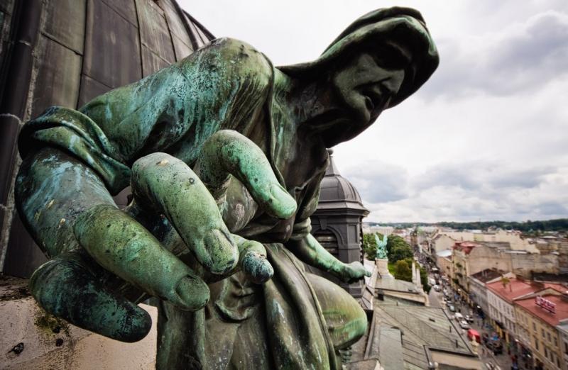 мужденародный день музеев во Львове