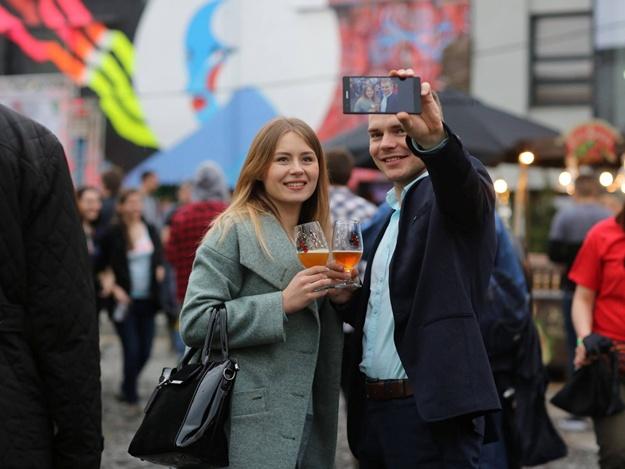 фестиваль крафтового пива и винила во Львове в туре из Минска