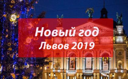 Новогодние туры во Львов