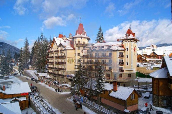 Тур в Буковель – отель «Patkovski Hotel»