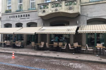Пивной ресторан «Сковорода»